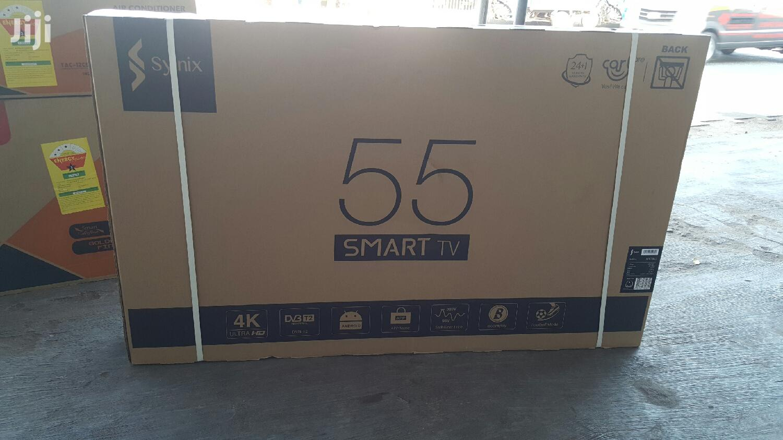 Syinix 55 Smart Tv 4K