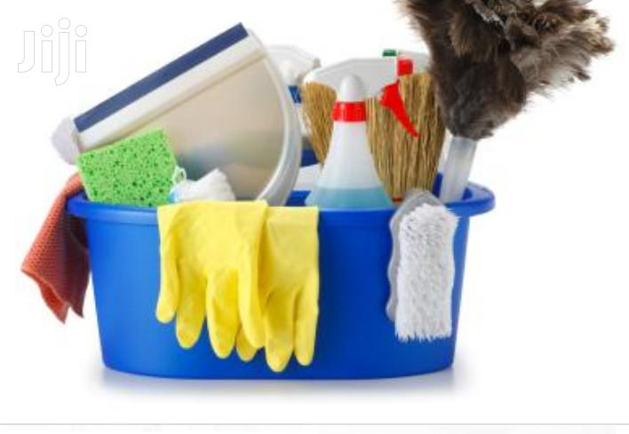 Archive: Cleaning And Painting Services