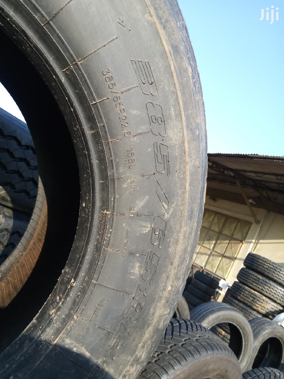Archive: Truck Tyres 285/65 R22