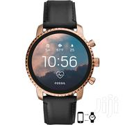 Fossil Gen 4 Smartwatch (Rose Gold) | Smart Watches & Trackers for sale in Greater Accra, Adenta Municipal