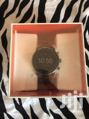 Fossil Gen 4 Explorist Smartwatch (Gunmetal Grey/Silver)
