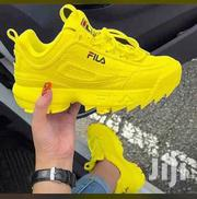 Fila Sneakers For Ladies And Gentlemen In Different Designs And Colors | Shoes for sale in Greater Accra, Cantonments