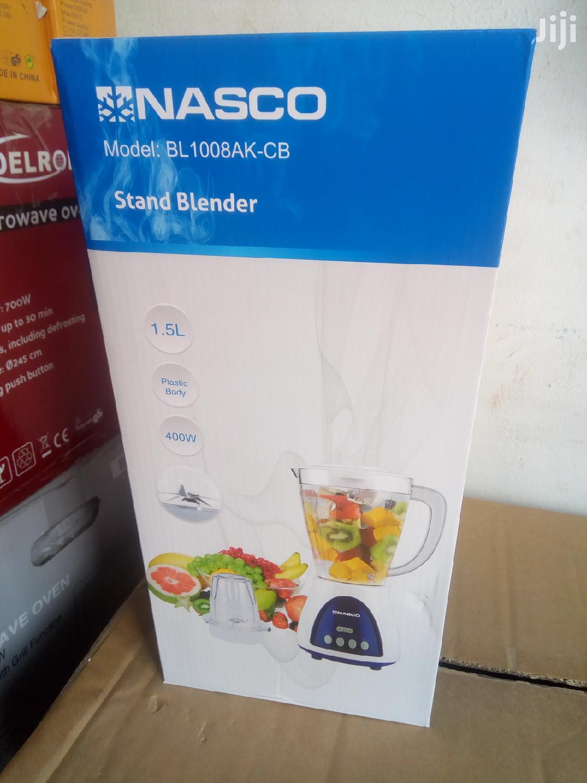 Archive: Quality Nasco 2 in 1 Blender