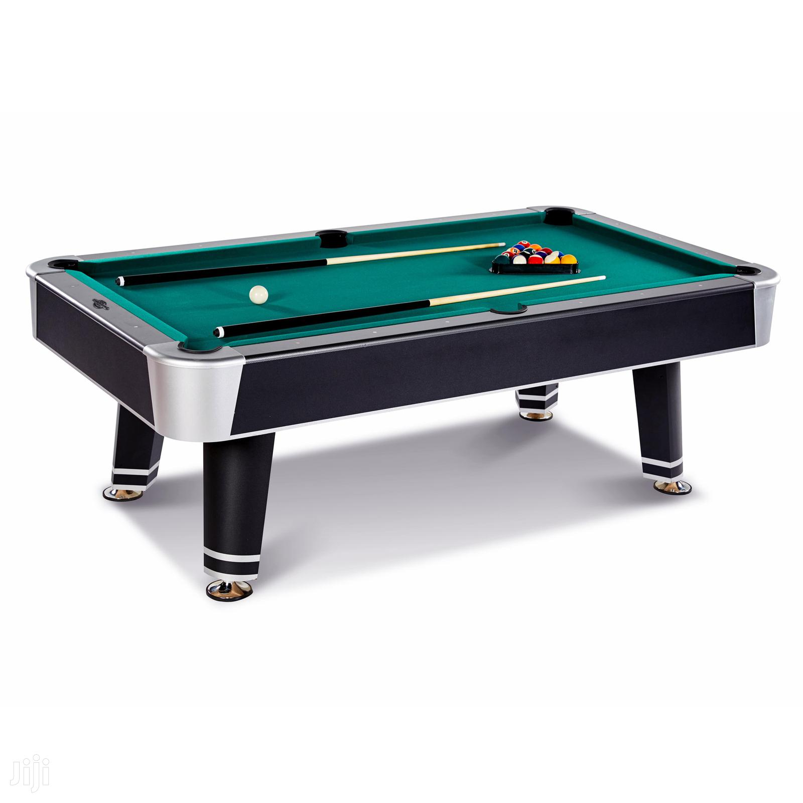 Lancaster 90 Inch Arcade Billiard Table With