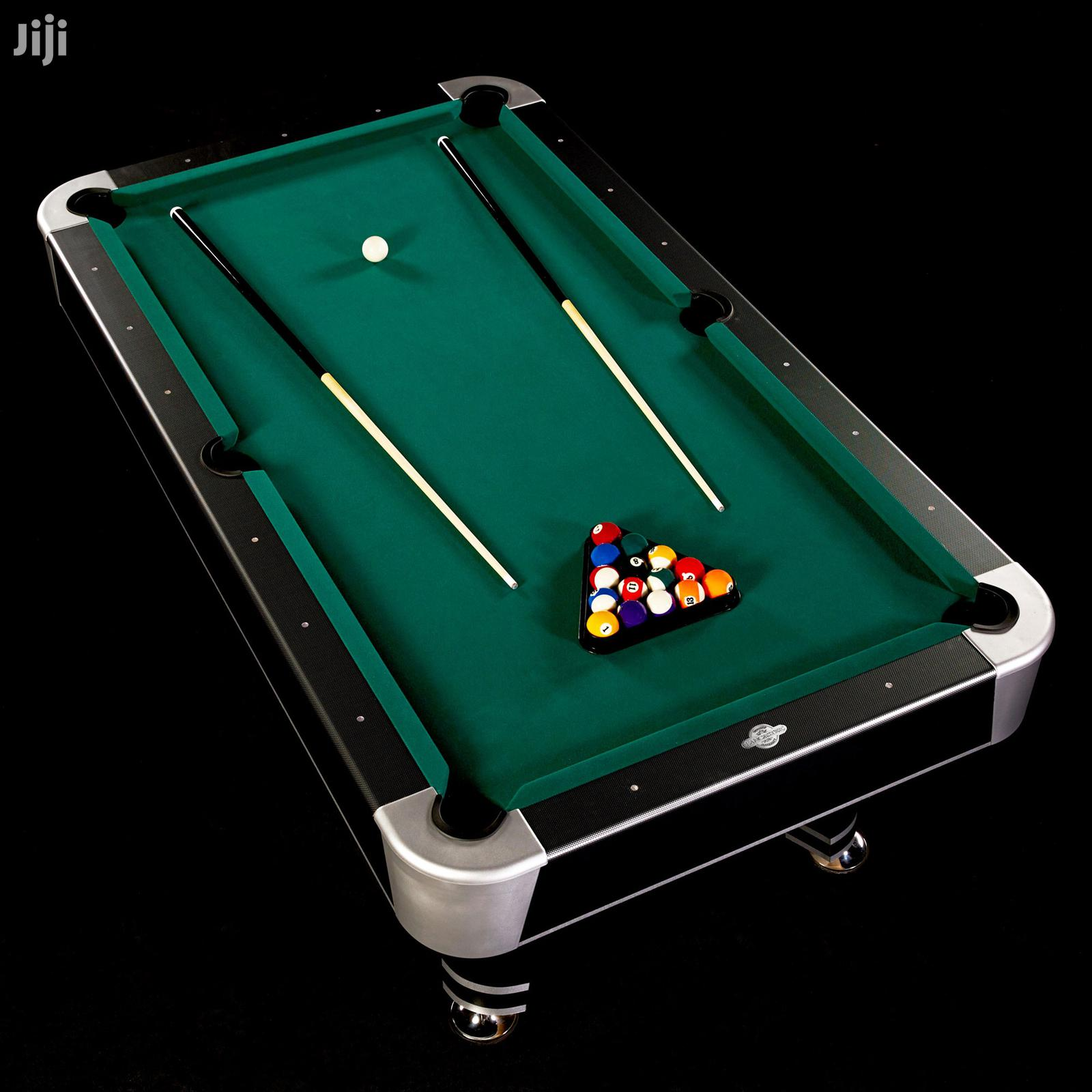 Lancaster 90 Inch Arcade Billiard Table With | Sports Equipment for sale in Adenta Municipal, Greater Accra, Ghana