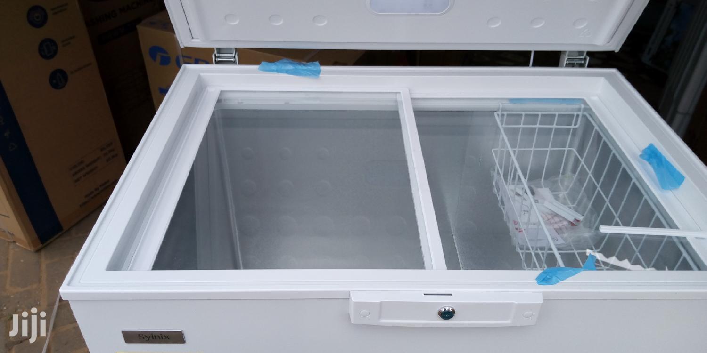Syinix 380litres Chest Freezer