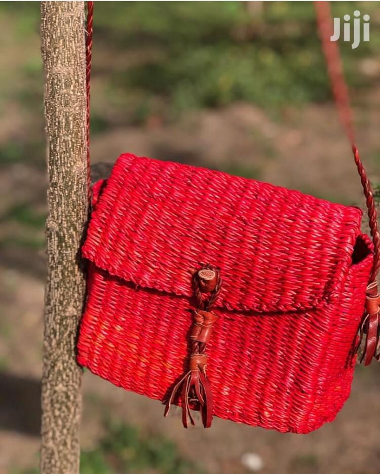Archive: Ladies Hand Woven Bags