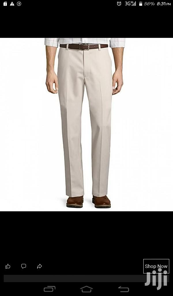 Material Trouser: Pierre Cardin,St.Philip and Others | Clothing for sale in East Legon (Okponglo), Greater Accra, Ghana