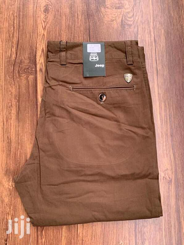 Khaki Trousers: Jeep | Clothing for sale in Tema Metropolitan, Greater Accra, Ghana