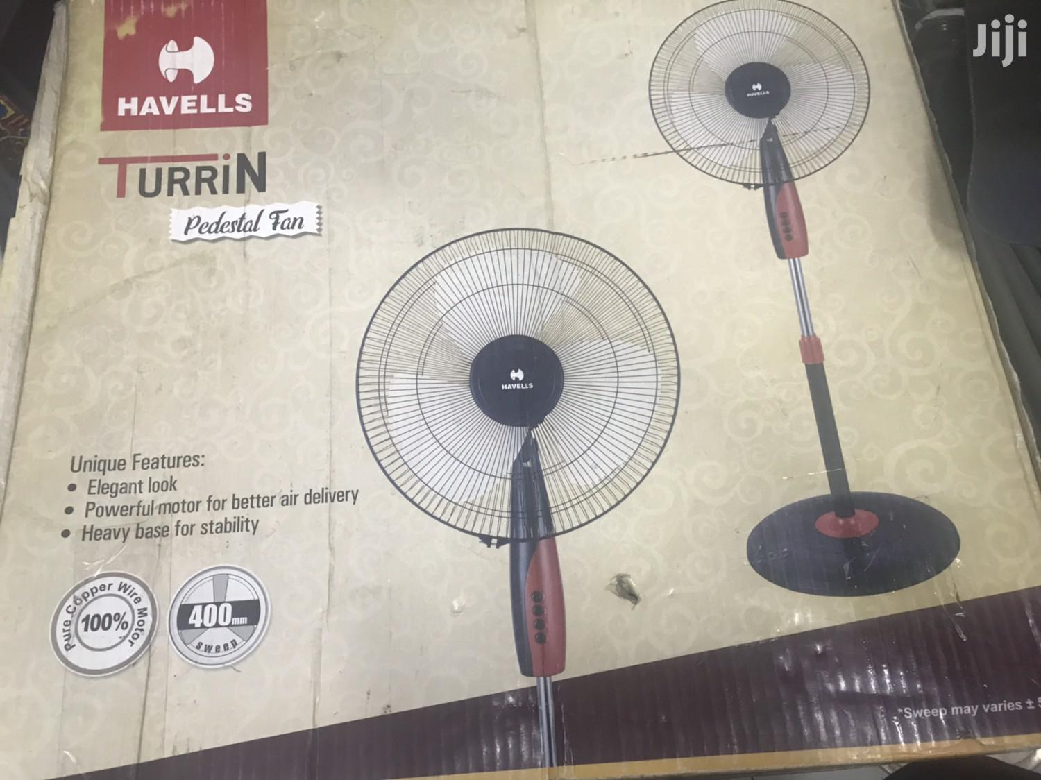 Havells Standing Fan   Home Appliances for sale in Accra Metropolitan, Greater Accra, Ghana