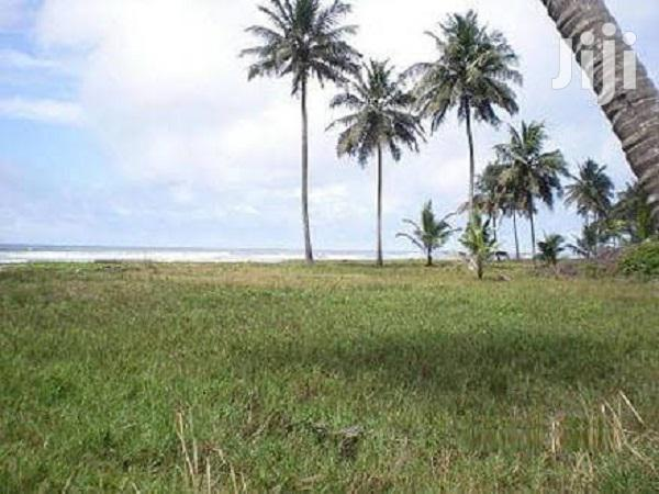 Archive: A Frontline Beach Land for Sale