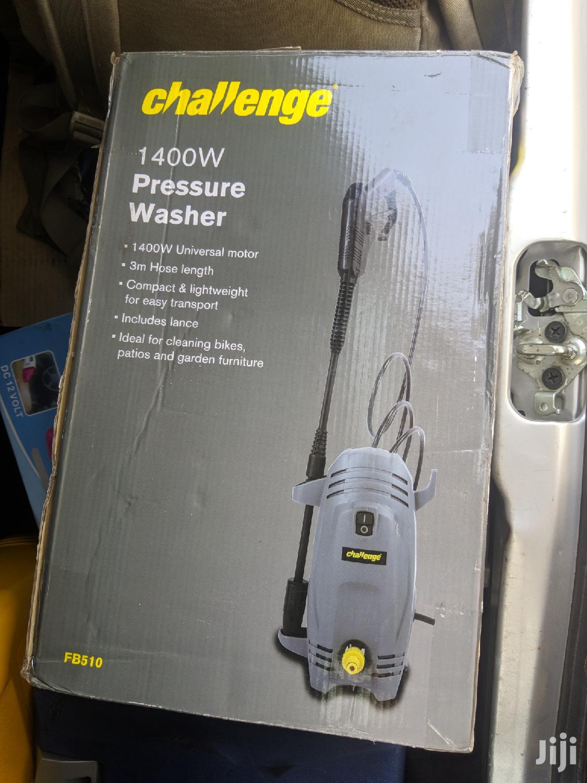 Archive: Pressure Washer 1400 Watts