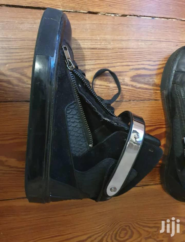 Zara Swagg High Top | Shoes for sale in Alajo, Greater Accra, Ghana