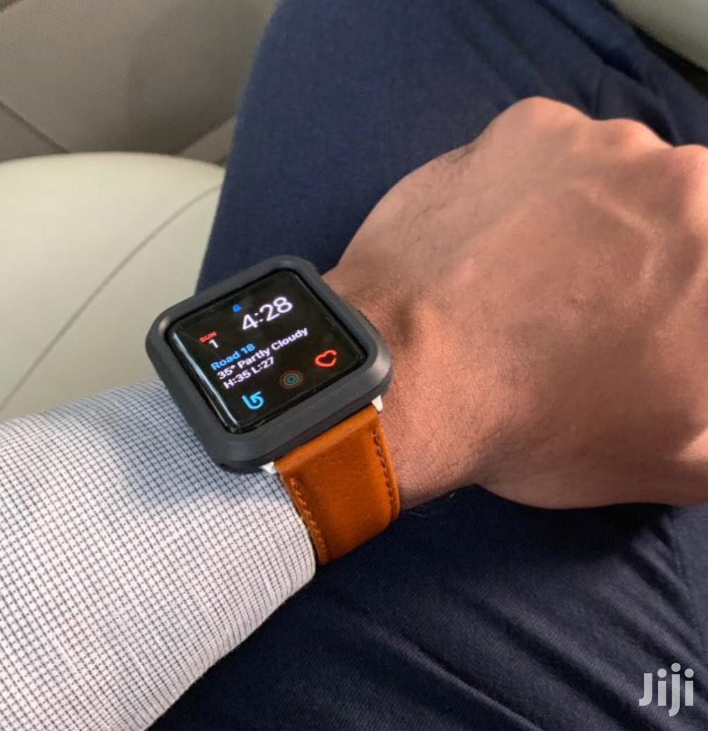 Apple Watch Protective Case/Bumper For Series 1 2 3 4 5 | Smart Watches & Trackers for sale in South Shiashie, Greater Accra, Ghana