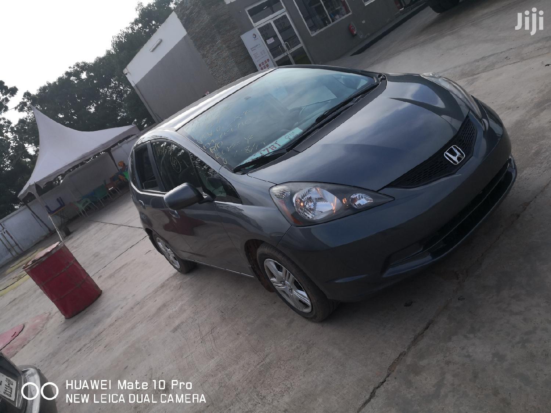 Archive: Honda Fit 2009 Sport Black