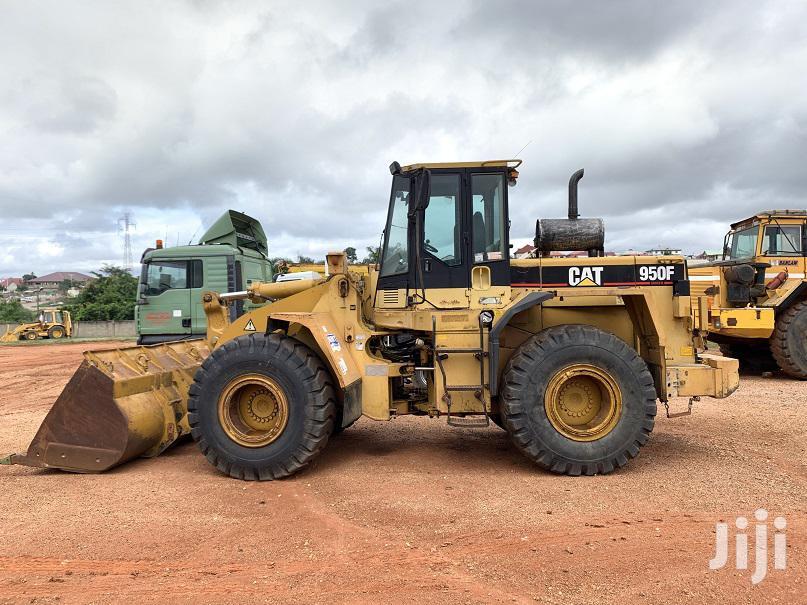 CAT 950 F Wheel Loader