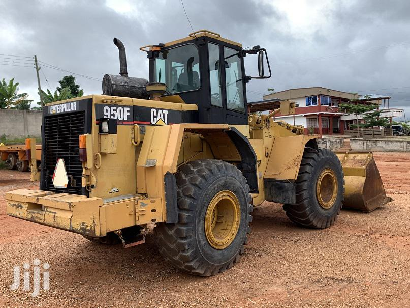 CAT 950 F Wheel Loader | Heavy Equipment for sale in Kumasi Metropolitan, Ashanti, Ghana