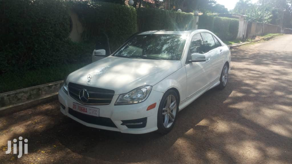 Archive: Mercedes-Benz C300 2014 White