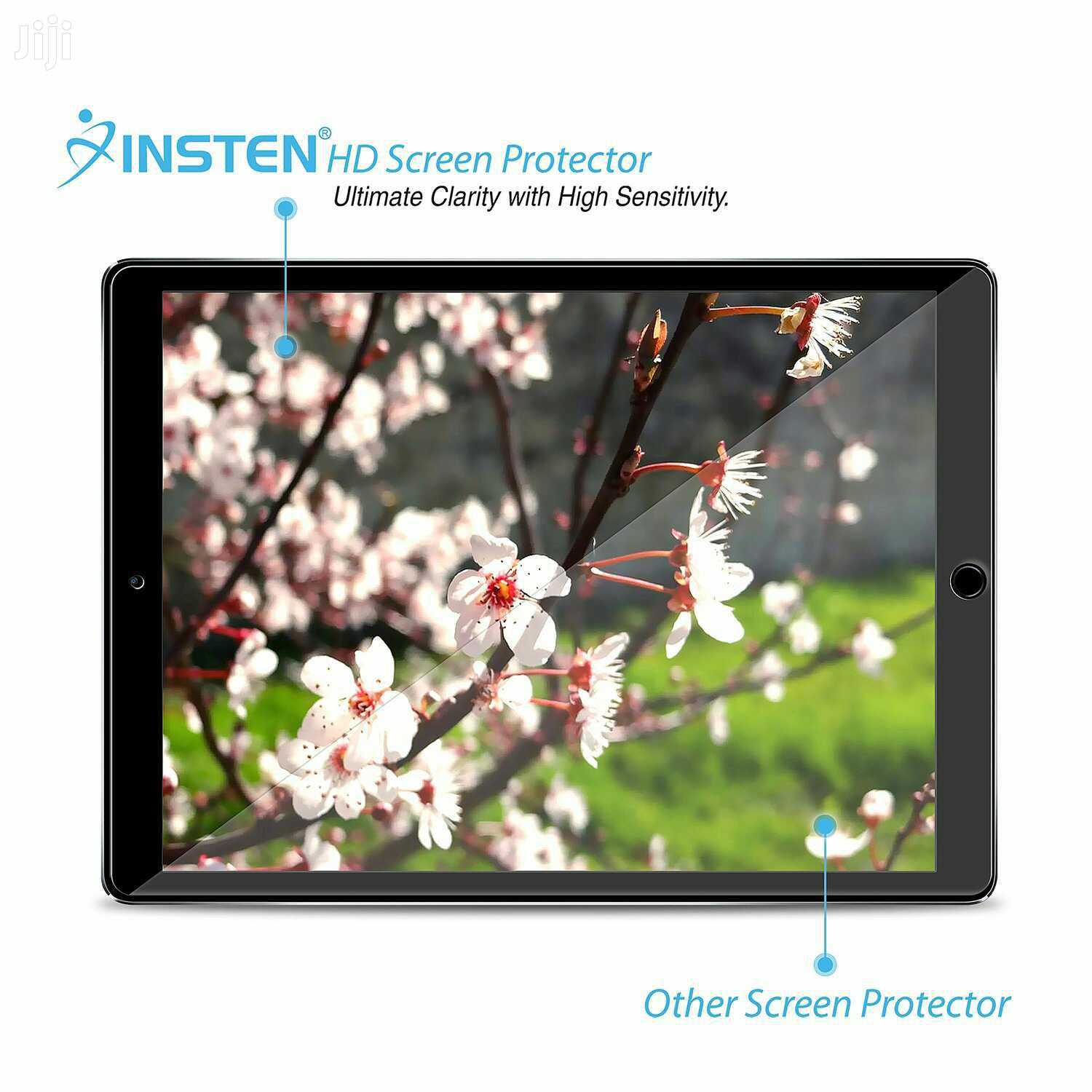 Apple iPad Pro 12.9 Tempered Glass Screen Protector | Accessories for Mobile Phones & Tablets for sale in Ga East Municipal, Greater Accra, Ghana