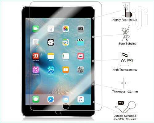 Apple iPad Pro 10.5 Full Glass Screen Protector | Accessories for Mobile Phones & Tablets for sale in Ga East Municipal, Greater Accra, Ghana