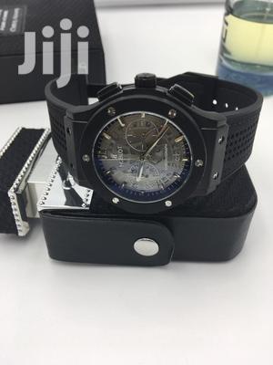 Hublot Both Mechanical (Engine) And Quartz Watches
