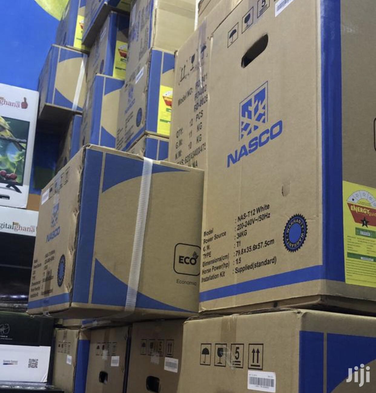 Anti-Rust Nasco 1.5 HP Split Air Conditioner