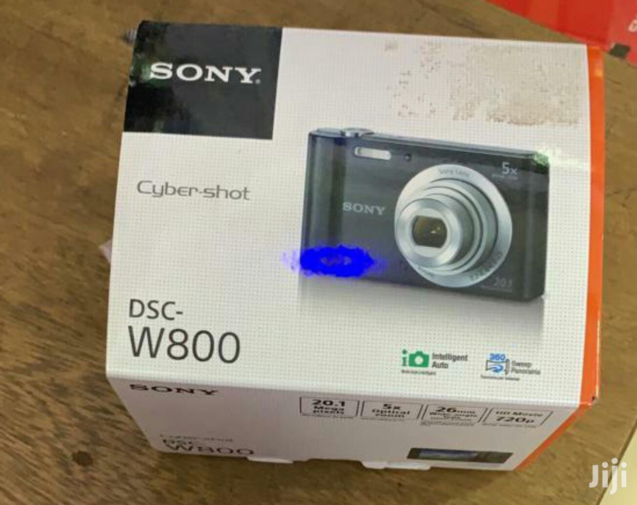 Sony Digital Camera   Photo & Video Cameras for sale in Kumasi Metropolitan, Ashanti, Ghana