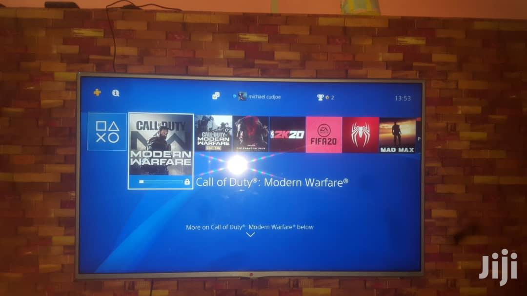 Playstation 4 (PS4) Accounts With Games.   Video Games for sale in Cantonments, Greater Accra, Ghana