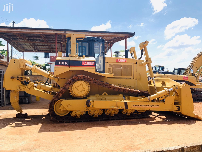 Cat D 8 R Bulldozer