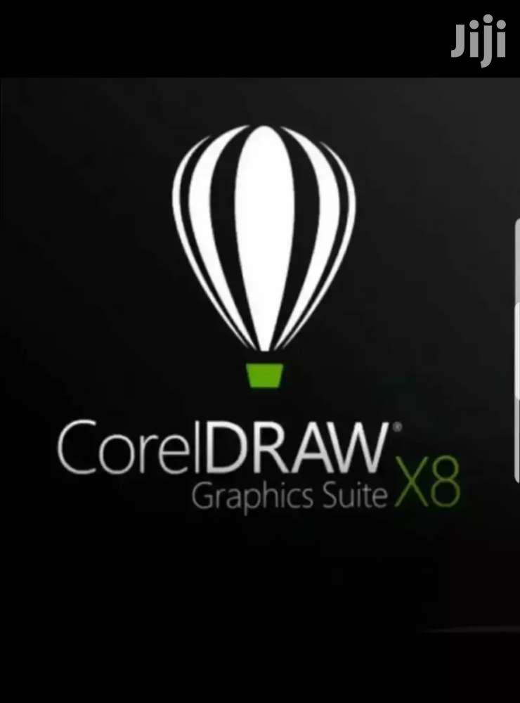 Archive: Coreldraw X8 Package (Full Software)