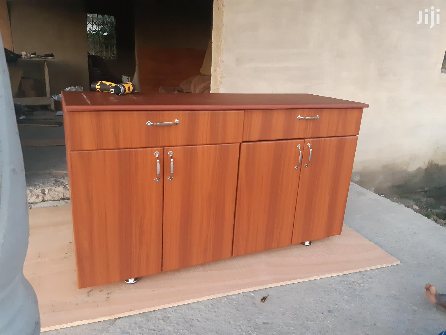 Floor Unit Kitchen Cabinet