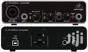 Behringer U-Phoria UMC22 Audio Interface | Audio & Music Equipment for sale in Greater Accra, Zongo