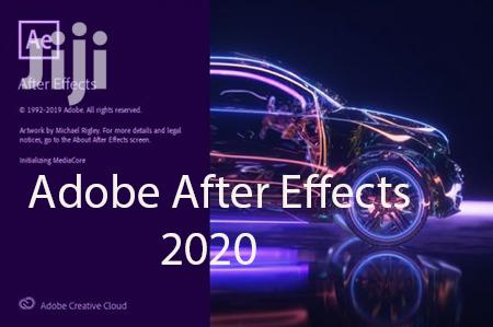 Adobe After Effects 2020 | Visual Effects And Motion Graphics Software