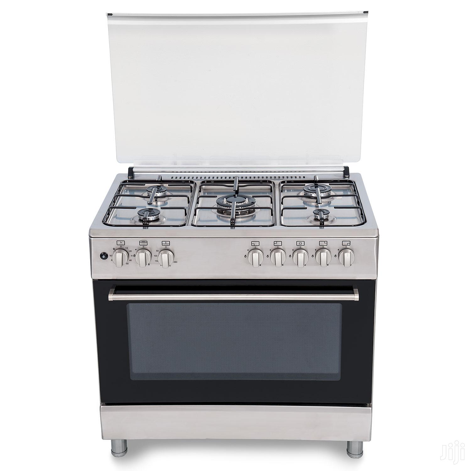 90cm Eco-line All Gas Cooker