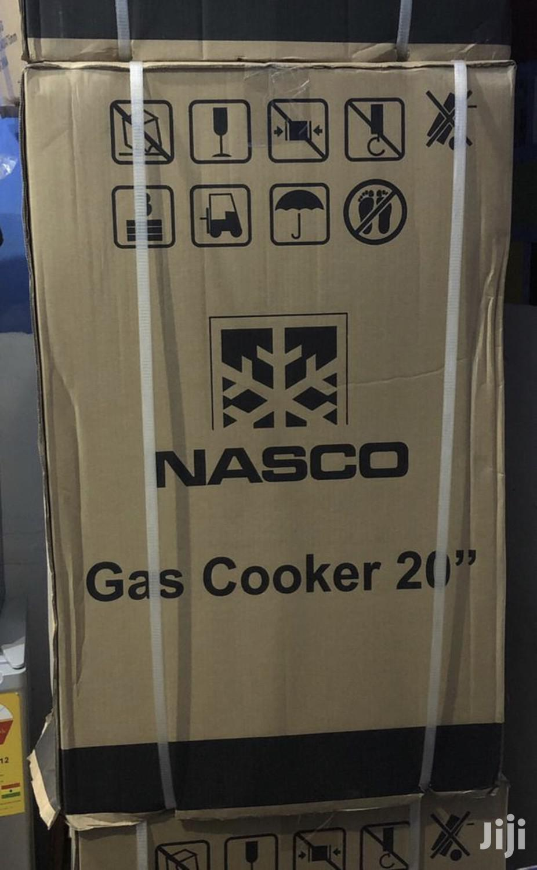 Nasco 4 Burner Burner With Oven New