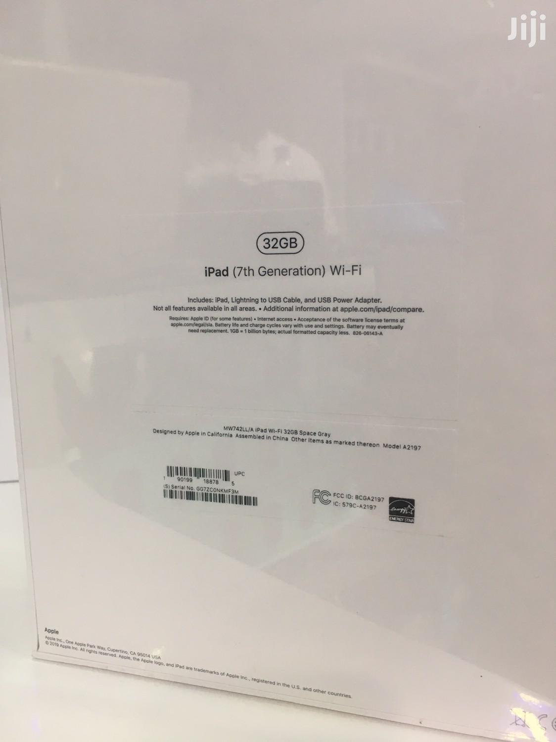New Apple iPad 9.7 32 GB Gray | Tablets for sale in Kokomlemle, Greater Accra, Ghana