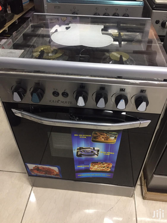 Delron 50/50 4berna Gas Cooker