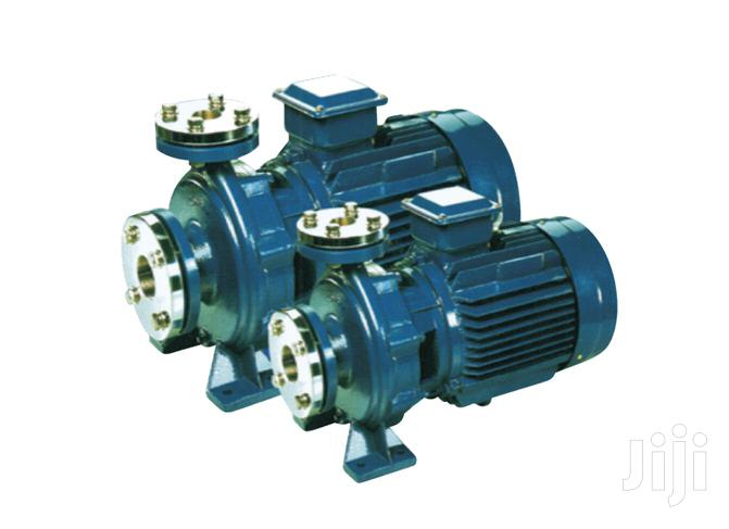 5.5hp Electric Water Pump