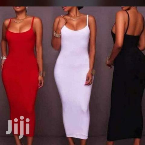 Bodycon Straight Dress | Clothing for sale in Airport Residential Area, Greater Accra, Ghana