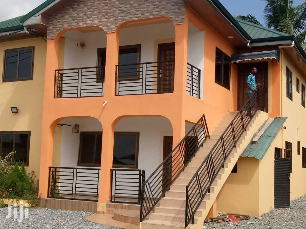 Six Bedroom House At Amasaman Kotoku For Sale | Houses & Apartments For Sale for sale in Achimota, Greater Accra, Ghana