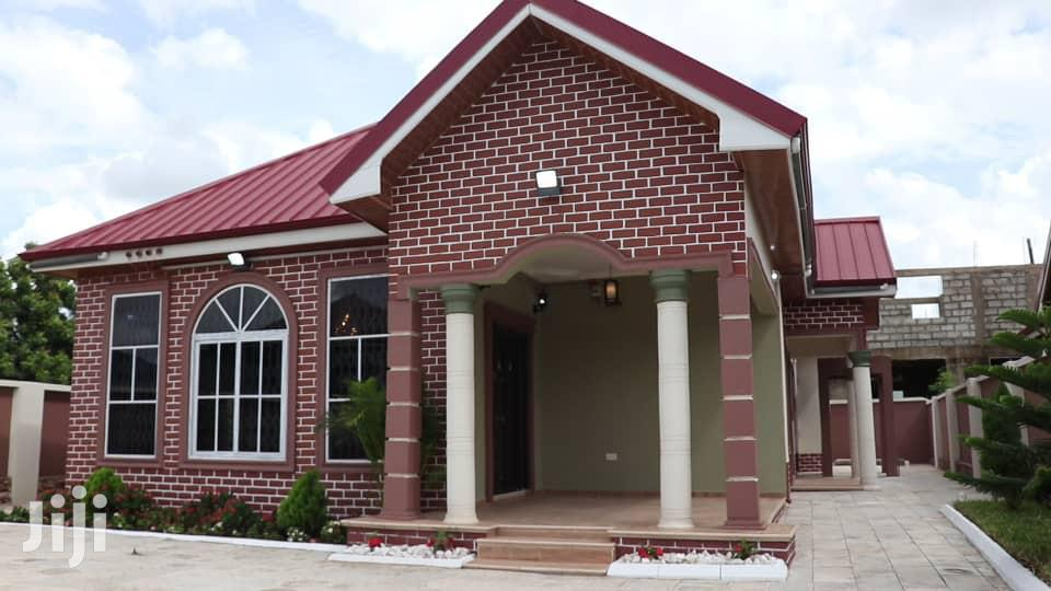 Three Bedroom House at Adenta for Sale