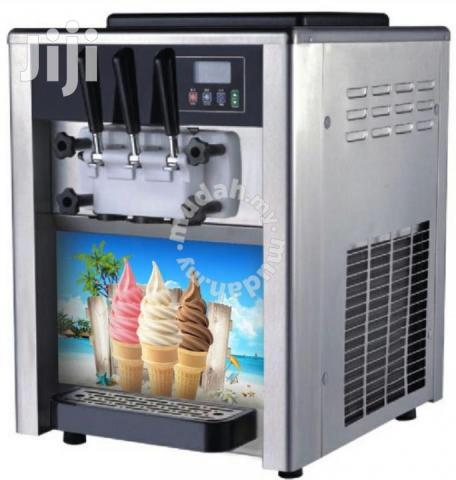Tabletop Ice Cream Machine