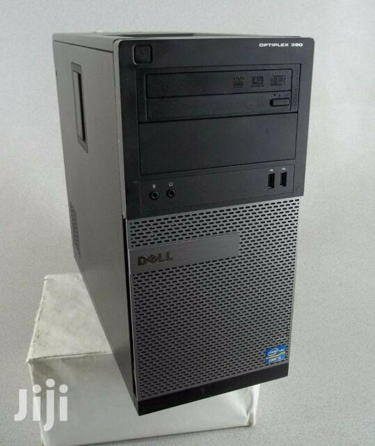 Desktop Computer Dell 6GB Intel Core I7 HDD 500GB | Laptops & Computers for sale in Kwashieman, Greater Accra, Ghana