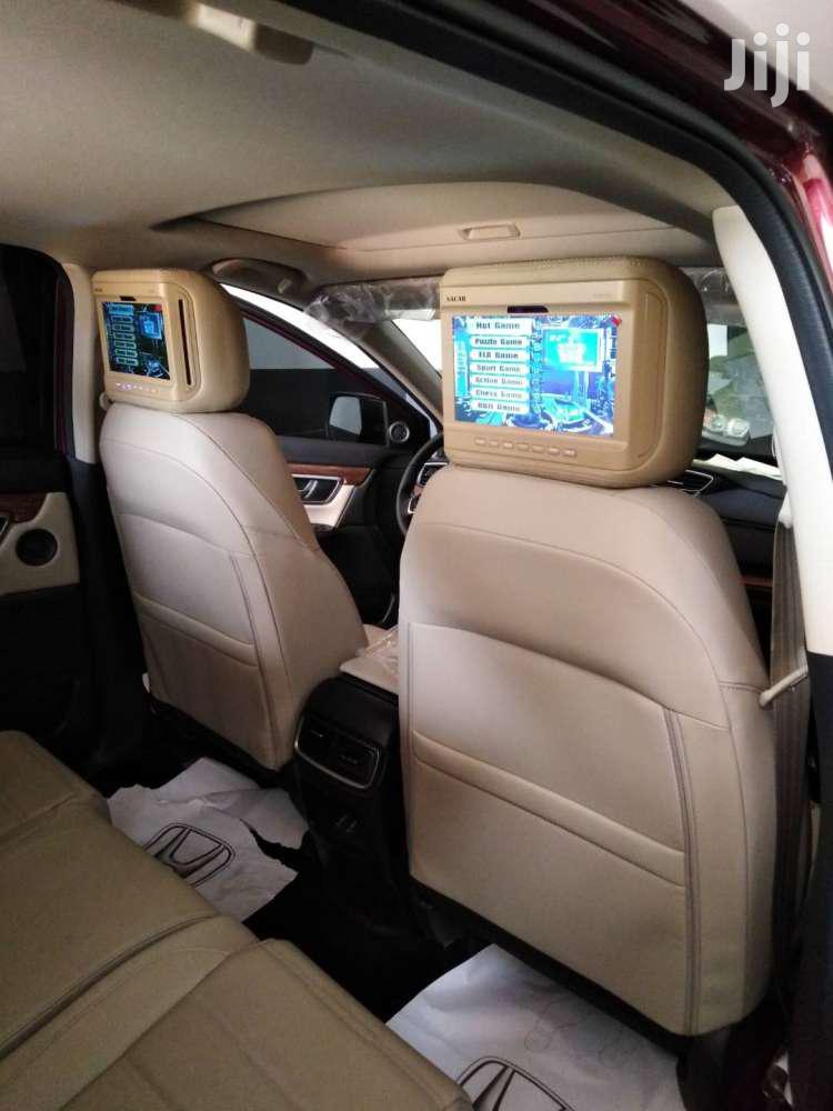 Car Headrest DVD Usb SD Card Player