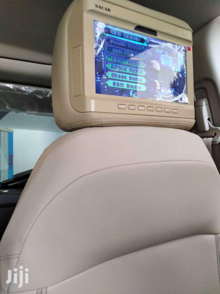 Car Headrest DVD Usb SD Card Player | Vehicle Parts & Accessories for sale in South Labadi, Greater Accra, Ghana
