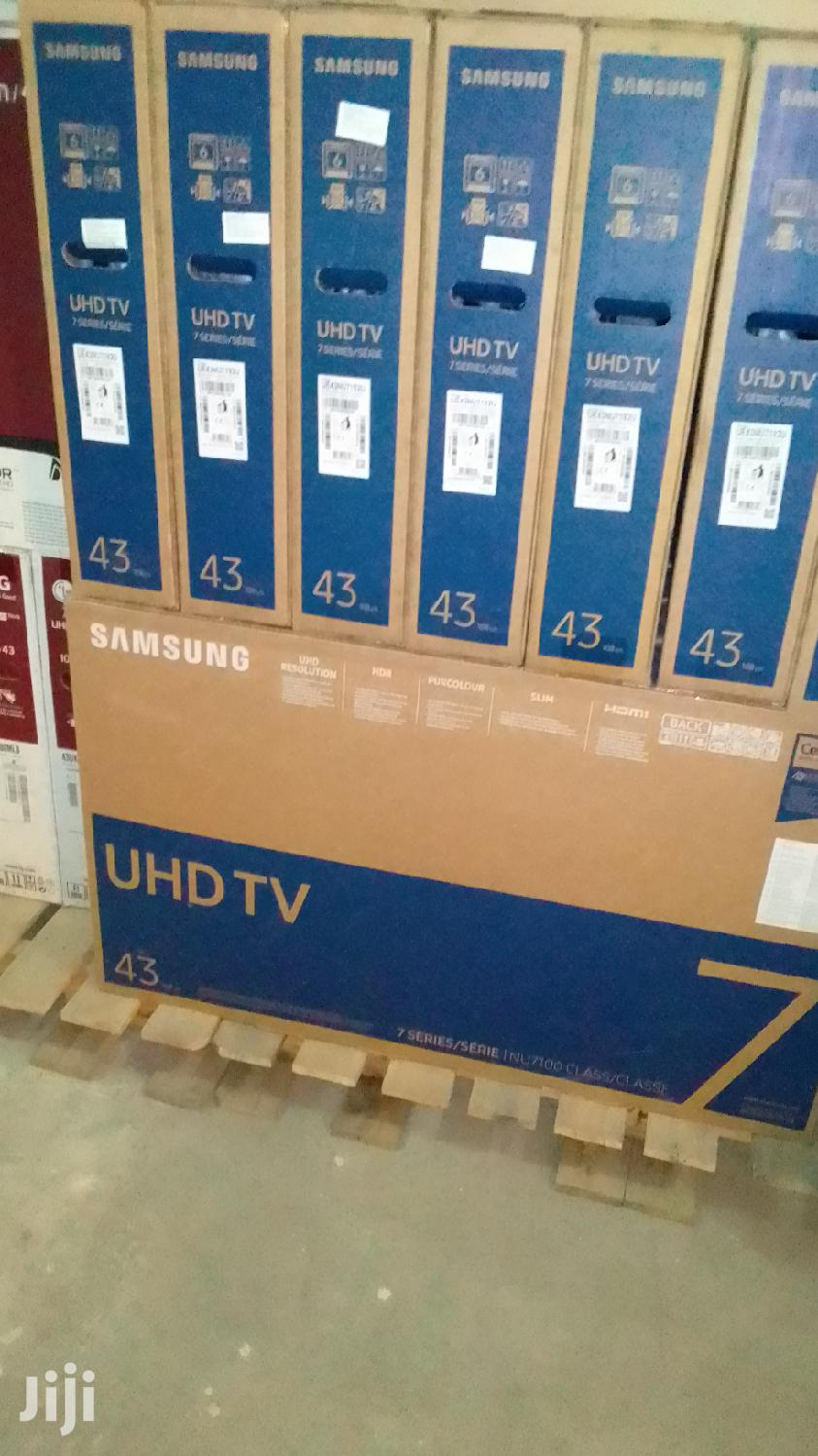 Archive: New Samsung Uhd 4k Tv 43 Inches
