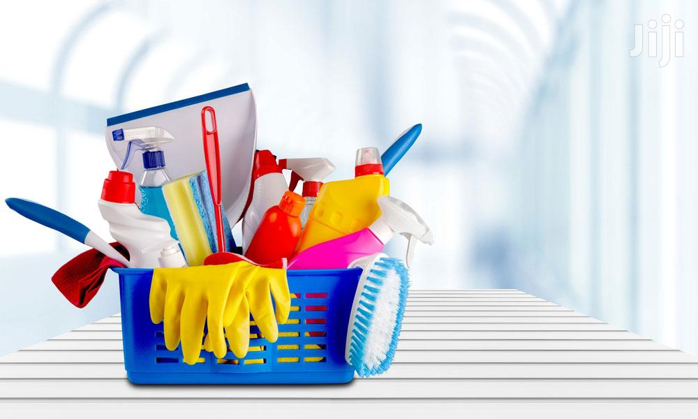 Comfort Zone Cleaning Contract Services | Cleaning Services for sale in Adabraka, Greater Accra, Ghana