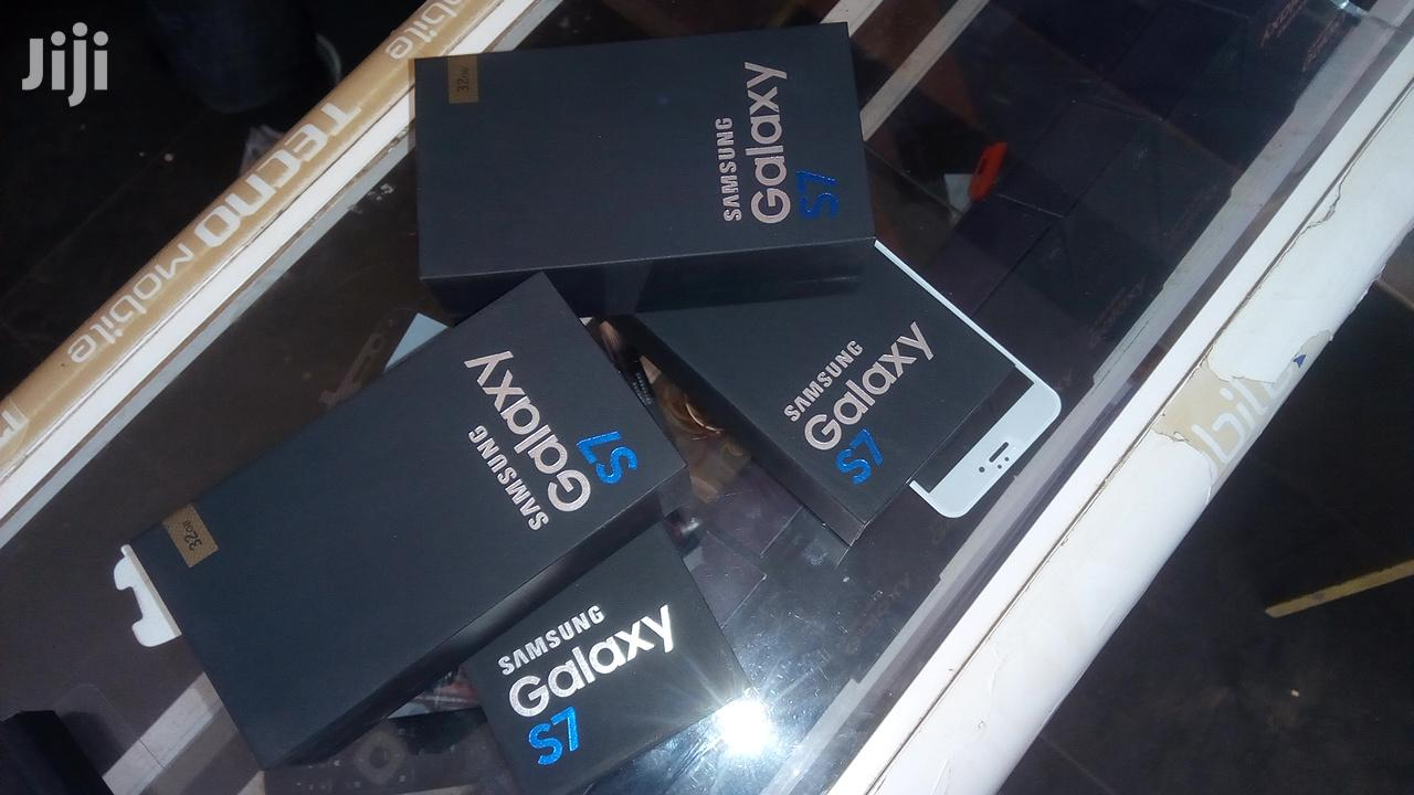 New Samsung Galaxy S7 64 GB | Mobile Phones for sale in East Legon (Okponglo), Greater Accra, Ghana