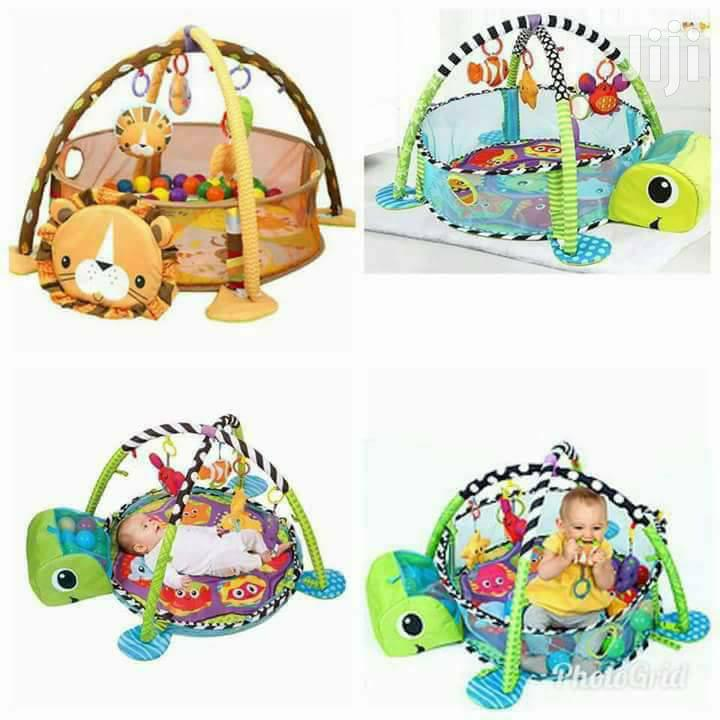 Baby Play Mat and Activity Gym