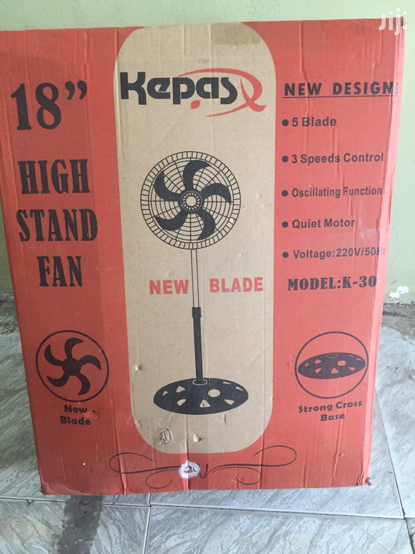 Quality Kepas Standing Fan